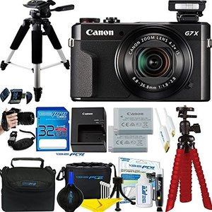 (新品未使用) Canon PowerShot g7?X Mark II 20.1?MP 4.2?X...
