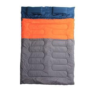 (新品未使用) 軽量ポータブル防水ダブルまたはシングル封筒Mummy Sleepingバッグ圧縮袋の...