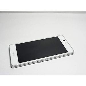 (新品未使用)富士通 SIMフリースマートフォン arrows M04 ホワイト FARM06304(M04ホワ|3-sense