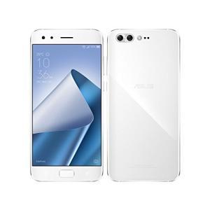 (新品未使用)ASUS SIMフリースマートフォン Zenfone 4 Pro ムーンライトホワイト ZS551K|3-sense