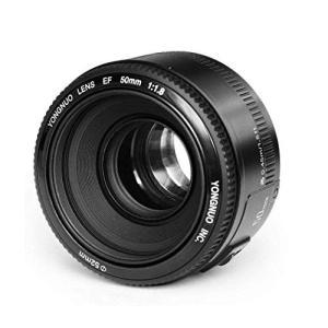 (新品未使用) Yongnuo ヨンヌオ YN EF 50mm f/1.8 AF 単焦点 レンズ f...