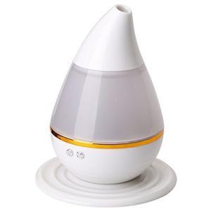 (新品未使用) MORA 精巧な加湿器 空気が潤い 変換色できる USB 香り付き加湿器 超音波 ミ...