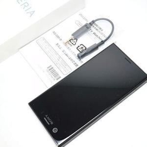 (新品未使用)Xperia XZ1 Compact SO-02K black|3-sense