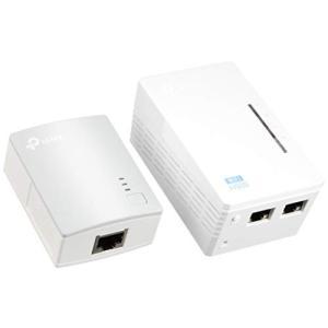 (新品未使用)TP-Link WiFi 中継機 PLCアダプター TL-WPA4220 KIT 11n 300Mbps 無線LAN|3-sense