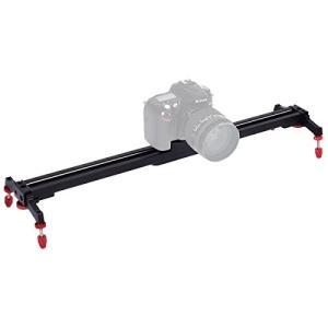 (新品未使用)safstarアルミニウム合金カメラトラックスライダービデオスタビライザーレ
