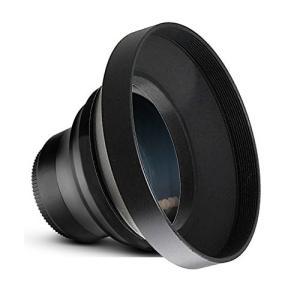 (新品未使用) 0.43?X高ワイド角度変換レンズfor Canon xf400  【メーカー名】 ...