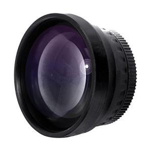 (新品未使用) 新しい0.43?X高品質ワイド角度変換レンズfor Canon xf400  【メー...
