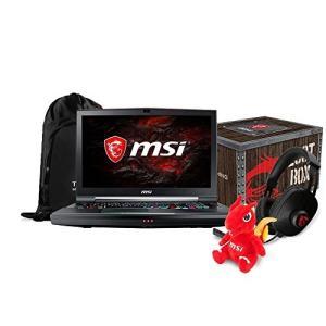 (新品未使用)Mobile Advance MSI Gt75タイタン-057 17.3 ゲーミングノートPC - インテル|3-sense