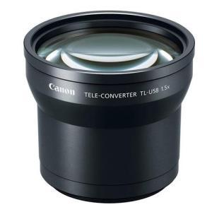 (新品未使用) Canon tl-u58?tele-converter for VIXIA、gx10...