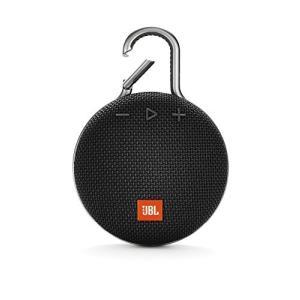 (新品未使用) JBL CLIP3 Bluetoothスピーカー IPX7防水/パッシブラジエーター...