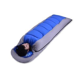 (新品未使用) Shamo Camel 寝袋 シュラフ スリーピングバッグ 封筒型 コンパクト 軽量...