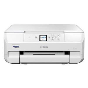 (新品未使用)エプソン プリンター A4 インクジェット 複合機 カラリオ EP-711A ホワイト|3-sense