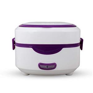 (新品未使用) 保冷ランチ ボックス,蒸しライス ボックス電気暖房 1 人 - で動作するように蒸し...