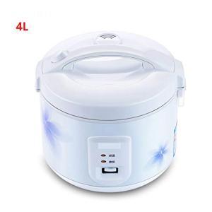 (新品未使用) ノンスティック フライパン炊飯器,ポータブル ミニ マルチ用 4 l 大容量家庭用 ...