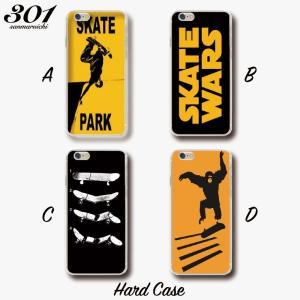 iphone8Plus ハードケース iphone11 Pro Max スマホケース 「スケボー Skateboard sk8 ストリート」|301-shop