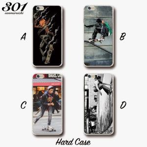 iPhone7Plus iPhone7 iPhone6 6s 6plus カバー ハード ケース apple アップル 「スケボー スケートボード ストリート」 スマホ|301-shop