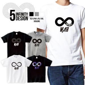Tシャツ メンズ 半袖 ユニセックス INFINITY WAR インフィニティーウォー 無限大 宇宙...
