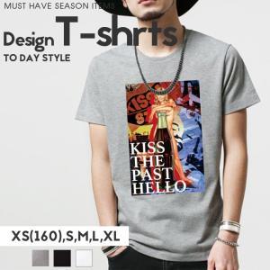 Tシャツ レディース 半袖 新作 男女兼用 メンズ ペア カップル XS S M L XL XXL 80' ピンナップ マリリンモンロー セクシー|301-shop