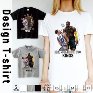 Tシャツ 半袖 2019新作 ユニセックス レディース メンズ プリントTシャツ basketball バスケ|301-shop