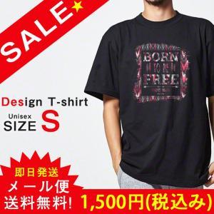 SALE Tシャツ 半袖 ユニセックス レディース メンズ プリントTシャツ セール 英字 ロゴ ボヘミアン ピンク カラフル 301-shop