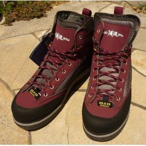 ブランド名  キャラバン渓流  沢登り入門者のためにコストパフォーマンスを追求したモデルです。 製靴...