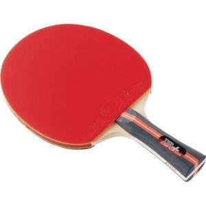 TSP 卓球ラバーばりラケット ジャイアントプラス シェークハンド 200S(025510)|311018