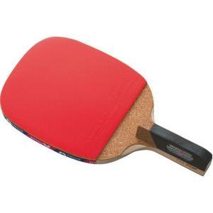 バタフライ 卓球ラバー貼りラケット センコー2000 ペンホルダー 10940|311018