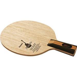 ニッタク 卓球ラケット攻撃選手用 アコースティックC (NE6661)|311018