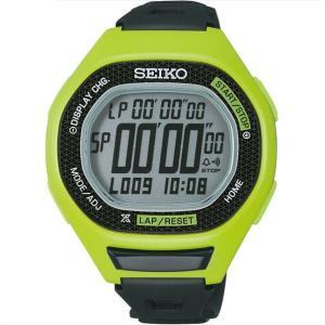 腕時計 ランニングウォッチ セイコー SEIKO スーパーランナーズ ラージ(SBEG011)