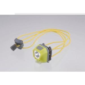 キャプテンスタッグ CAPTAINSTAG ヘッドランプ ミニデコ LED H&Cライト GR UK3013|311018