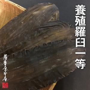 羅臼昆布 養殖1等 300g 〜 北海道水産物検査協会検査物 〜|3208