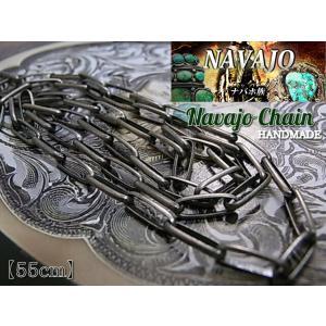 新品未使用  ニューメキシコ州のナバホ族インディアンジュエリーアーティストが 1本1本、ハンドメイド...