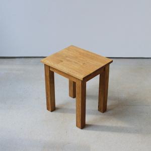 サイドテーブル OAK 木製 テーブル ミニ テーブル W36×D30(cm) MTS-091|3244p
