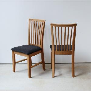 ダイニング チェア 2脚セット OAK オーク 木製 椅子 W460×D500×H930 SH450mm MTS-092|3244p