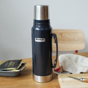 スタンレー STANLEY クラシックボトル 1L VACUUM BOTTLES 保冷 保温 ステンレス アウトドア マイボトル 水筒|3244p