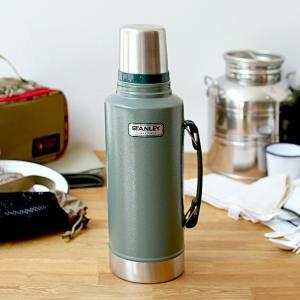 スタンレー STANLEY クラシック真空ボトル 1.9L VACUUM BOTTLES 保冷 保温 ステンレス アウトドア マイボトル 水筒|3244p