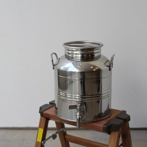 marchisio Oil Drum 5L  size: W205×D260×H255 mm  ma...