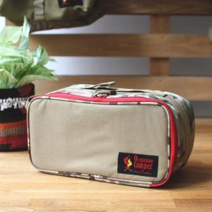 Oregonian Camper セミハード ギアバッグ M SEMI HARD GEAR BAG コヨーテ 調味料入れ 食器入れ 小物入れ 収納 US USAブランド|3244p