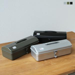 東洋スチール スチール製山型工具箱 TOYO Y-350 グッドデザイン賞 ツールボックス 日本製|3244p