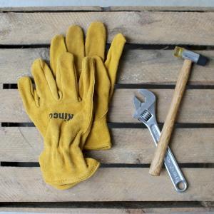 Kinco Gloves Cowhide Driver Gloves #50 キンコグローブ S M|3244p