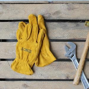 グローブ Kinco Gloves Cowhide Driver Gloves Kisds-Yout...