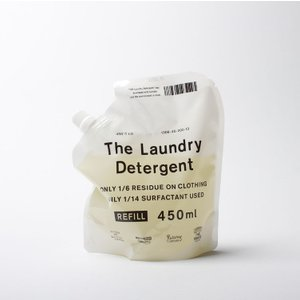 THE 洗濯洗剤 詰め替え 450ml THE LAUNDRY DETERGENT 詰め替え用 中川...