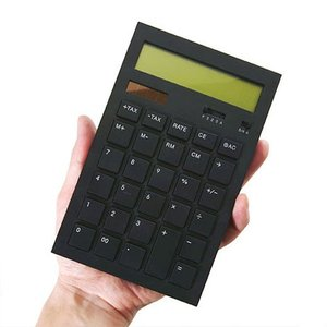 Calculator 12DD 電卓 (12DD カリキュレーター) ハイタイド HIGHTIDE DP116 計算機|3244p