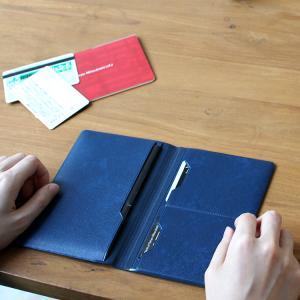 通帳ケース Passbook case - Classic クラシックシリーズ カードケース ハイタイド gb183 (ブラック ホワイト ブラウン ネイビー)|3244p