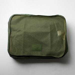 nahe ネーエ トラベルパッキングバッグ L GB237 HIGHTIDE ハイタイド 防水 ファスナーポーチ 小分け 収納|3244p