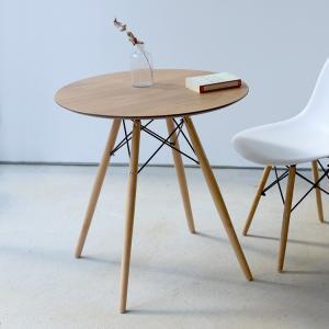ラウンドダイニングテーブル イームズ ラウンドテーブル 丸テーブル シェルチェアデザイン DSW φ70 700mm MTS-142|3244p