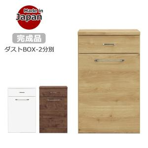 ゴミ箱 キッチン 家具調ダストボックス 30L キャスター付き ダストBOX おしゃれ|35plus
