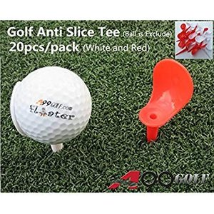 A99ゴルフアンチスライスティー20pcs / pack|36hal01