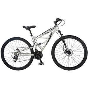 Mongoose Premium Bikes for Men and Women Mountain Bike Adult Bicycle R|36hal01