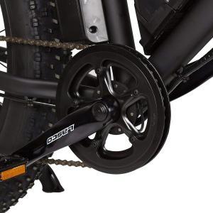 """Luyao ECOTRIC 26"""" ファットタイヤホイールスノービーチマウンテン電動自転車500W ..."""